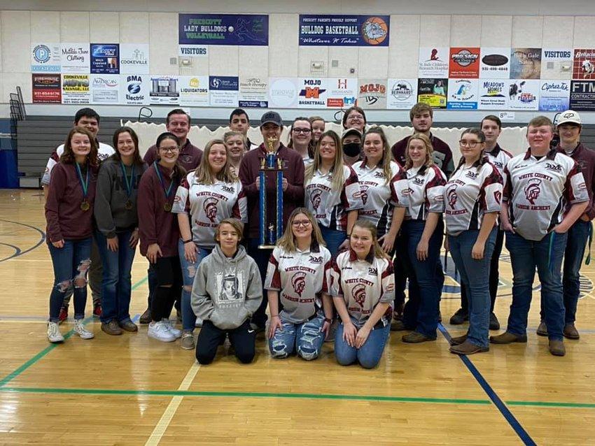 White County Archery teams