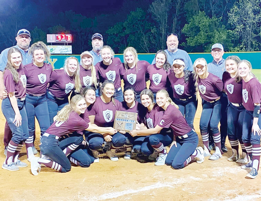 White County High School Warriorettes were named 6AAA District Tournament Runner-Up and have earned a trip to the Regional Tournament.