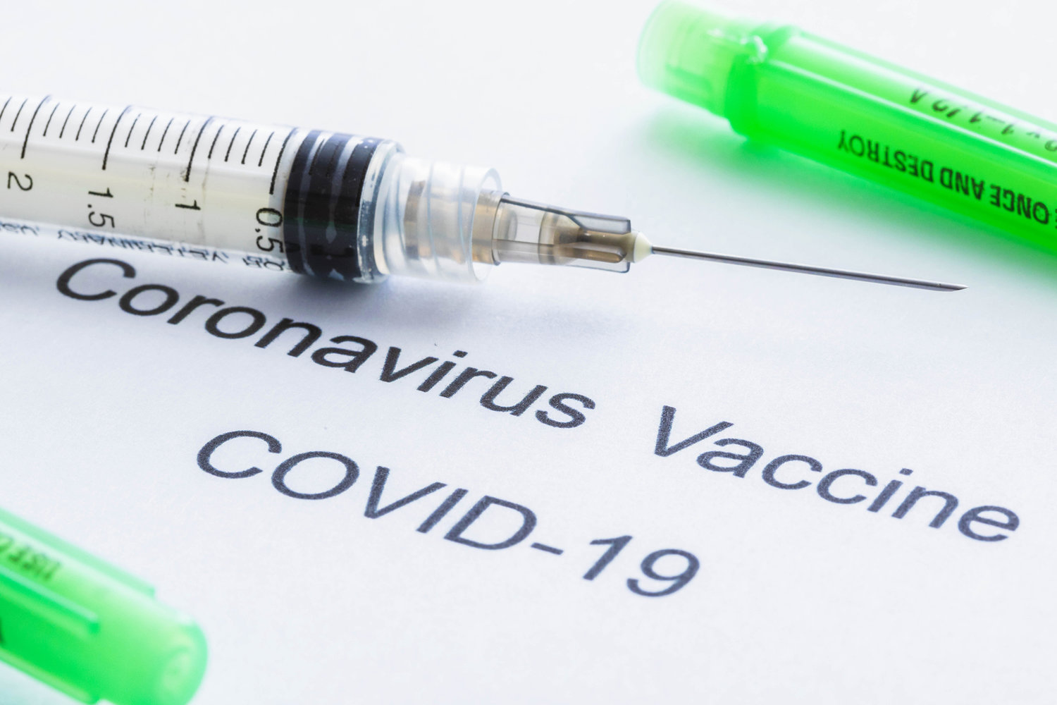This week, the Centers for Disease Control and Prevention issued a statement suggesting that all administration of the Johnson & Johnson COVID-19
