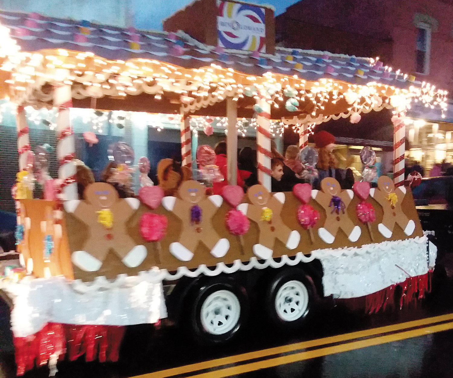 Manchester Tn Christmas Parade 2021 Rotary Of Sparta Christmas Parade Is Still On Schedule Sparta Live
