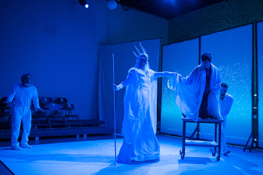 Photo above by Rachel Philipson.A past performance of The Snow Queen, a family favorite running its third season later this year.