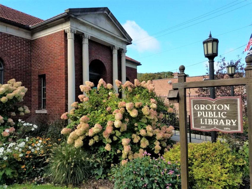 The Groton Public Library has big plans ahead with a major expansion on the horizon, but first the Campaign to Grow the Groton Public Library must raise $150,000. Currently, the group has raised $140,000!