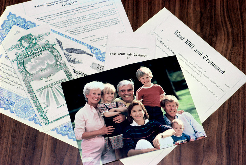 Creating an estate plan is about more than just deciding where your assets will go when you die. It's about planning for the end of life, and thinking about what it is that you want as you get older. It's a chance to talk to your family about your wishes.