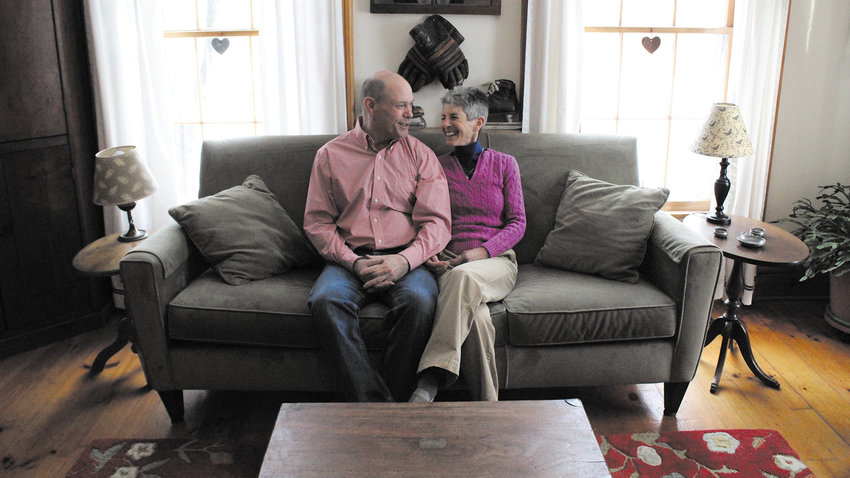 Rich and Nancy Belisle have been dreaming of owning a bed and breakfast for a while. When the timing was right, they took the opportunity and became the new owners of Thomas Farm B&B.