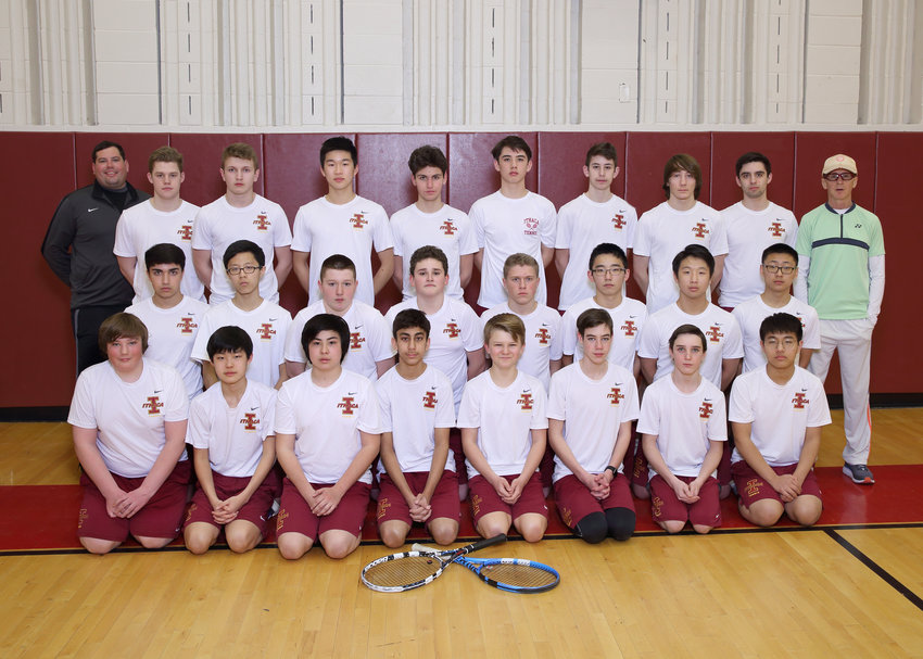 The Ithaca High School Boy's Tennis team cruised its way through STAC competition to capture the conference title, before moving on to win the Section IV championship last week.