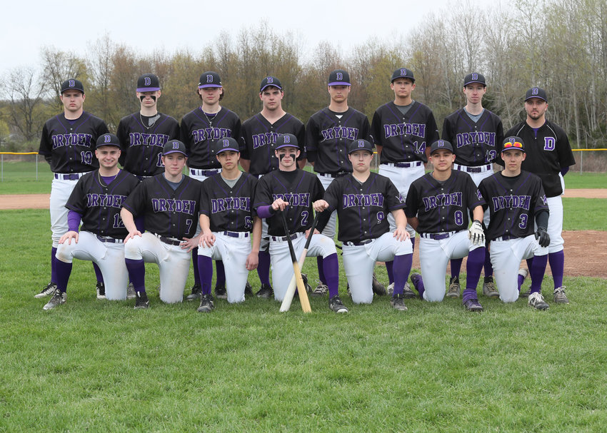 The Dryden Purple Lions finished with a 5-5 record in IAC division Three play, cementing the team a third place finish. With a younger lineup, next season, the Lions will look to chase the division lead.