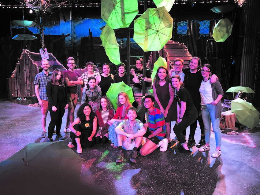 "The cast and crew of Hangar Theatre's ""Jack and the Beanstalk"" helped make possible its second annual KIDSTUFF sensory sensitive performance, helping to move the theater toward full inclusivity for audiences of all abilities and needs."