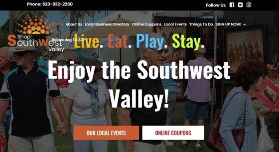 Southwest Valley Chamber's new portal, ShowSWValley.com, is designed to help businesses and consumers.