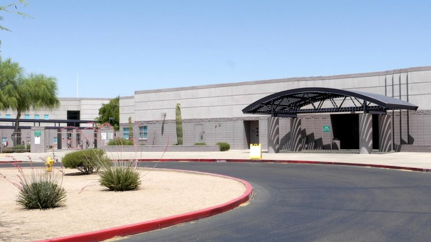 Mountain Ridge High School, 22800 N. 67th Ave. in Glendale. [Submitted photo]