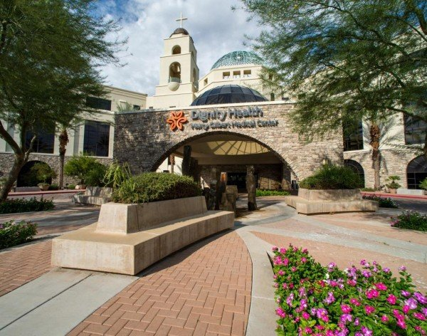 Mercy Gilbert Medical Center is at 3555 S Val Vista Drive in Gilbert.