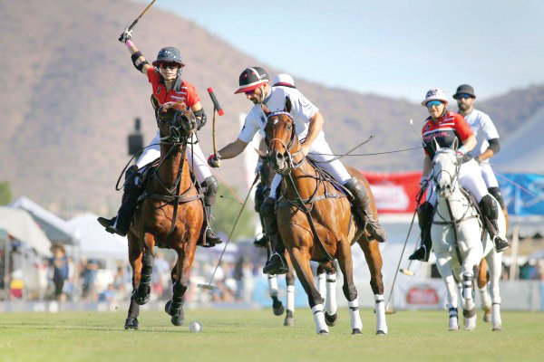 The Bentley Scottsdale Polo Championships are set for early next month in the East Valley. [Submitted photo]