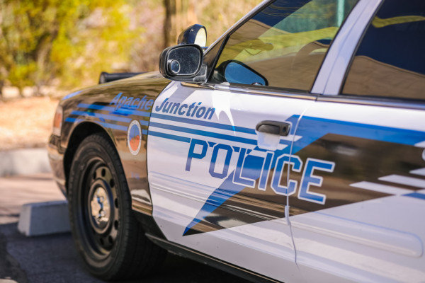 Drug possession incidents were reported at 8:57 p.m. Nov. 25 in the 3100 block of West Superstition Boulevard and at 12:31 a.m. Nov. 26 at South Delaware Drive and West 16th Avenue.