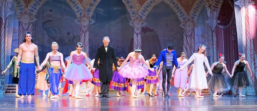 "Southwest Ballet Theatre will present its 5th annual performance of Tchaikovsky's full length ballet ""The Nutcracker"" Dec. 12 in Avondale."