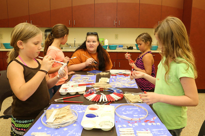 Kid's Day Out will be offered Dec. 7 at Ellsworth Elementary School, 38454 N. Carolina Ave. in San Tan Valley, and includes activities such as winter crafts, a dance party, movies, and holiday activities.