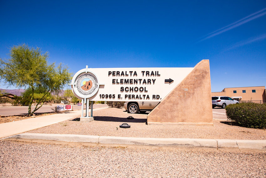Peralta Trail Elementary School, 10965 E. Peralta Trail in Gold Canyon