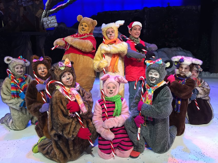 Valley Youth Theatre opens 24th Winnie-the-Pooh Christmas Tail