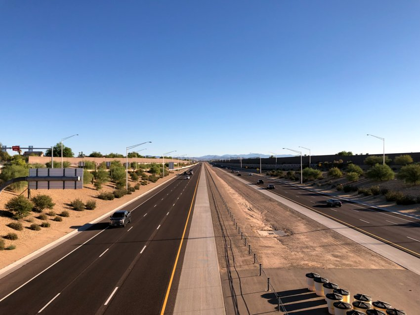 The 2004 passage of Proposition 400 help fund improvements to Loop 303, which for decades was just a two-lane highway.