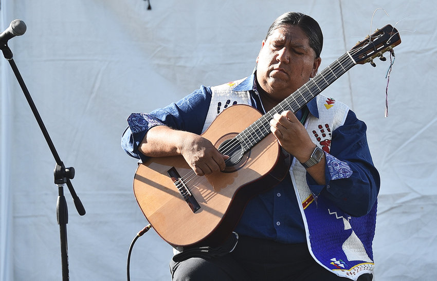 Mr. Ayala has earned nationwide accolades for his classical guitar performances both in concert and for his three albums.