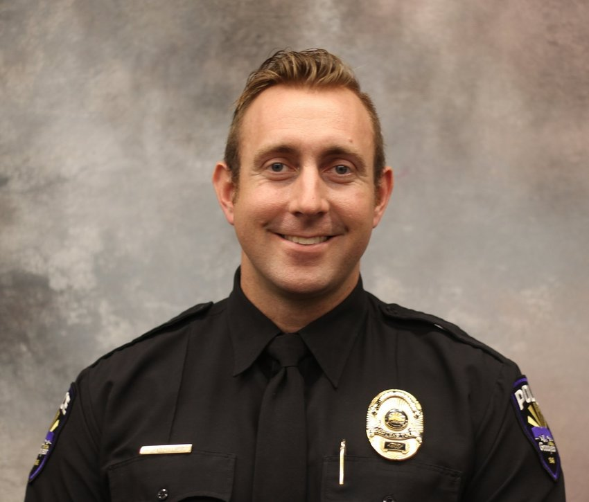 Kyle Cluff resigned as an officer with the Goodyear Police Department in wake of the suspension of him and three other officials due to allegations of impropriety.