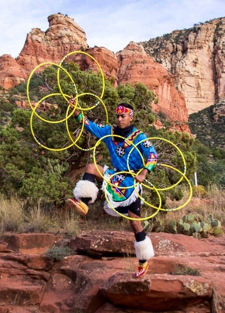 Yellow Bird Apache Hoop Dancers will headline the new event at Superstition Mountain Museum on Feb. 15-16.