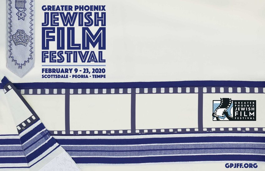 Feb. 9-23 - SCOTTSDALE: 24th Annual Greater Phoenix Jewish Film Festival - Valley wide at three Harkins Theaters: Shea 14 in Scottsdale; Harkins Park West 14 in Peoria; and Harkins Tempe Marketplace 16 in Tempe. Films screen across the Valley at 3 and 7 p.m. Films aimed at both younger and older audiences. 602-753-9366 or https://www.gpjff.org