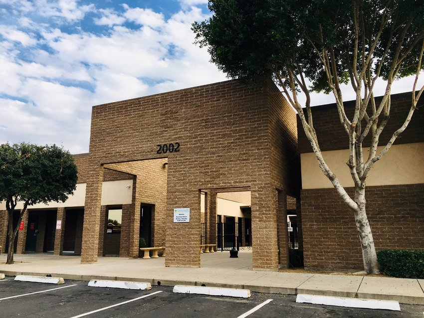 The new Crossroads Admissions Department office is at 2002 E. Osborn Road in Phoenix.