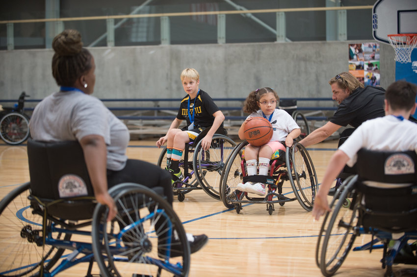 Ability360 and Max in Motion is hosting youth adaptive sports clinics once a month through October.