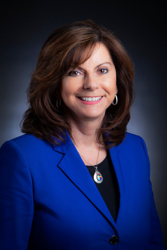Peoria Mayor Cathy Carlat