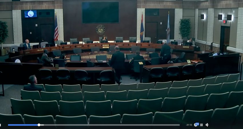 Will empty city council meetings be the norm in the future?