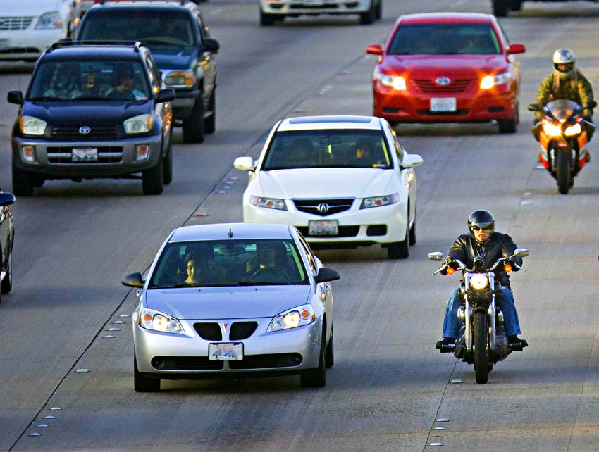 May is Motorcycle Awareness Safety Month.