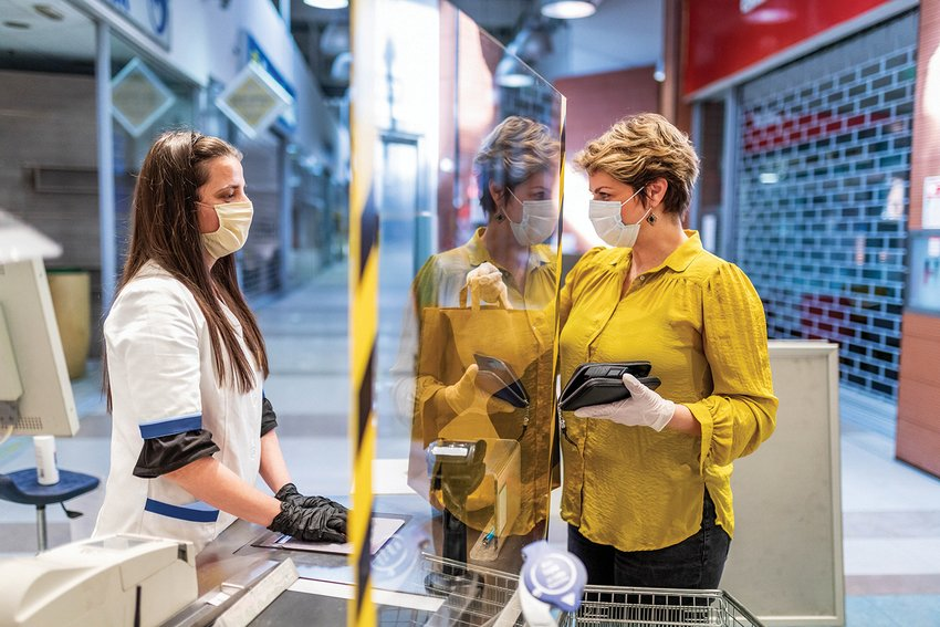 As COVID-19 continues to spread in the U.S., the Centers for Disease Control and Prevention has recommended wearing cloth face coverings in public when physical distancing is difficult to maintain.