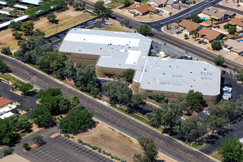 CBRE help facilitate the sale of a portion of the Arizona Business Park,16212 N. 28th Ave.