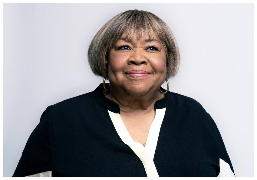 Mavis Staples performs at Scottsdale Center for the Performing Arts on Sunday, Nov. 8.