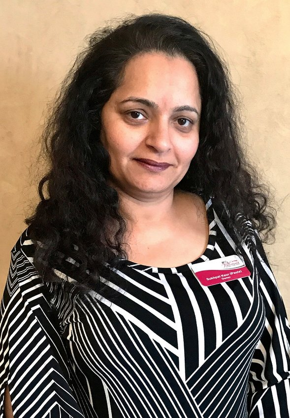 "Sukhpal ""Paula"" Kaur assists families with duties such as moving, downsizing, decluttering, manning estate sales with her company, Caring Transitions of Mesa North."