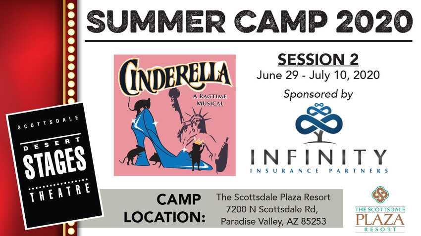 Children ages 6-12 are encouraged to participate in DST's annual summer camp to receive hands-on theatrical training in a non-competitive, fun environment.
