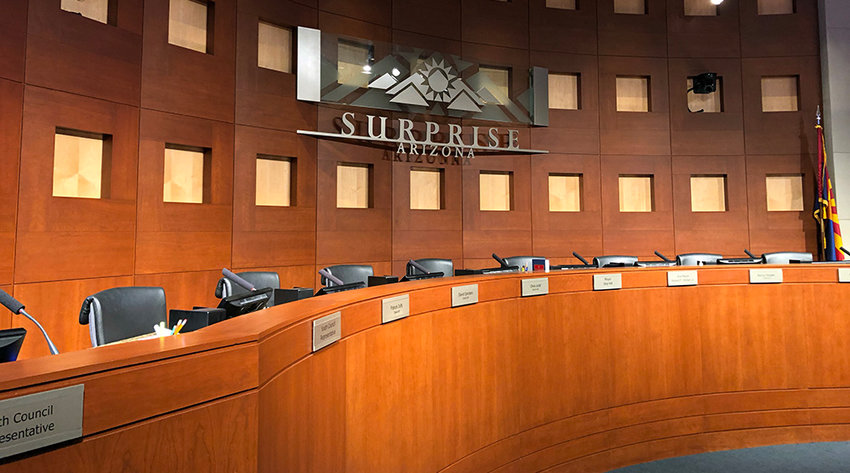 Surprise City Council Chambers