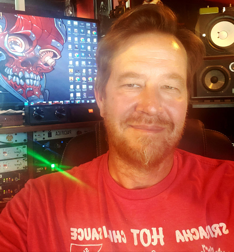 Casey Weaver is owner and chief engineer at SteamPunk Audio Labs in Glendale.