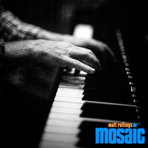 """This cover image released by Dualtone Music shows """"Matt Rollings Mosaic"""" by Matt Rollings. (Dualtone Music via AP)"""
