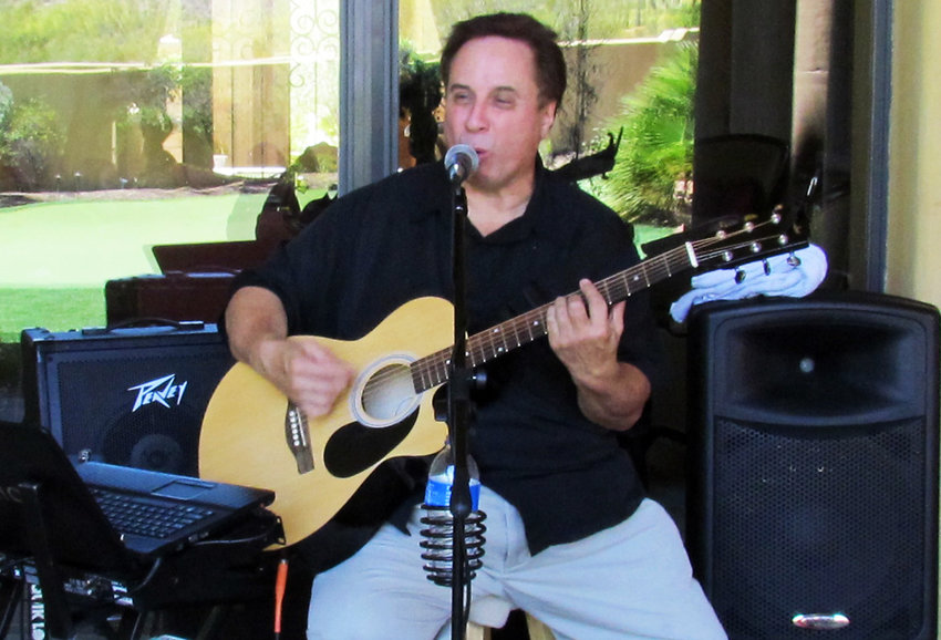 Steve Russell, a 15-year resident of Buckeye, will perform in Peoria twice next month.