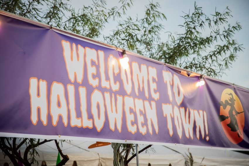 The Halloween Town Pumpkin Patch will run from 4 to 9 p.m., Monday–Friday and from 11 a.m. to 9 p.m., Saturday–Sunday on Oct. 22 through Halloween.