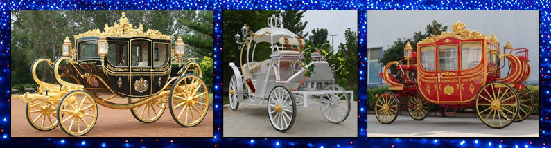 "There will be an option to enjoy the ride in a ""carriage"" for 2-6 or 7-12 guests."