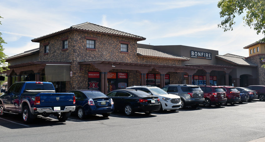 Surprise restaurants, such as Bonfire Craft Kitchen and Tap House, 15332 W. Bell Road, took a sales hit, but in October 2020 were able to apply for a permit to temporarily expand their premises for 180 days.
