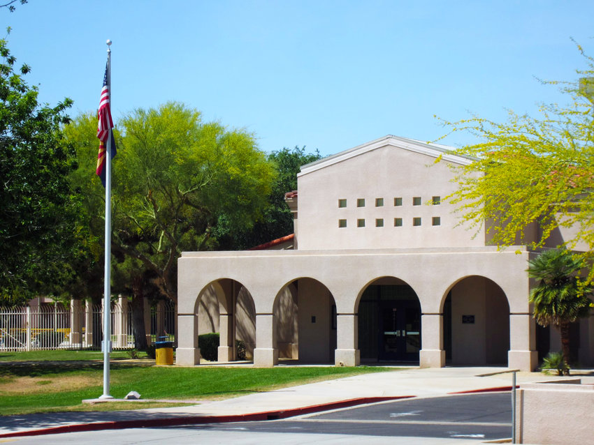 Western Sky Middle School is at 4095 N. 144th Ave. in Goodyear.