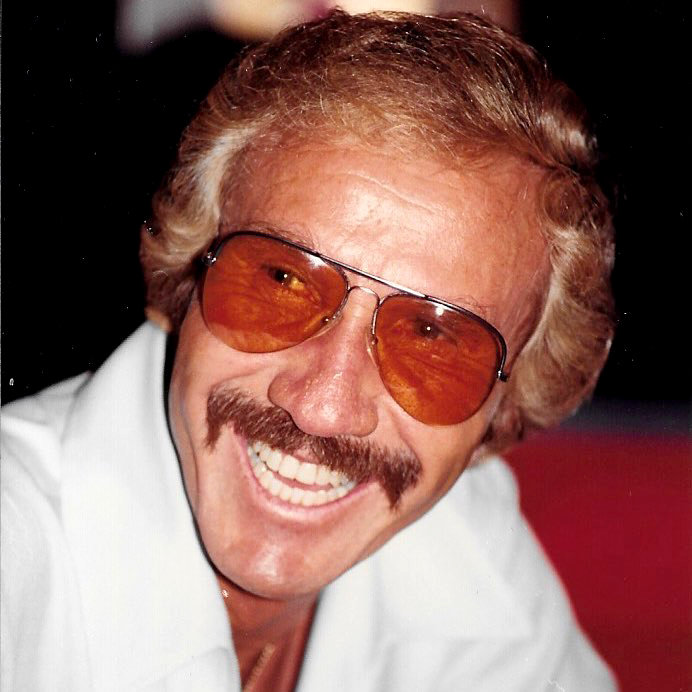 """The city of Glendale renamed the downtown stretch of Glendale Avenue, where Marty Robbins met his future wife, """"Marty Robbins Boulevard."""""""