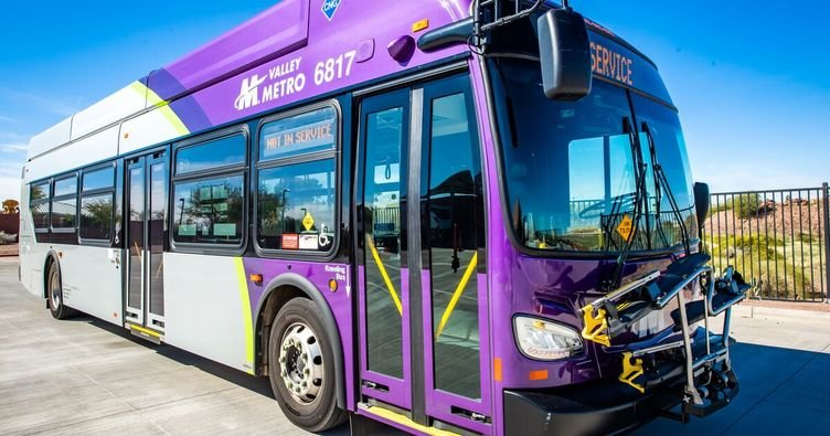 Phoenix is looking at new routes for express bus transit to deal with traffic issues. Funding comes via a sales tax plan approved by voters.