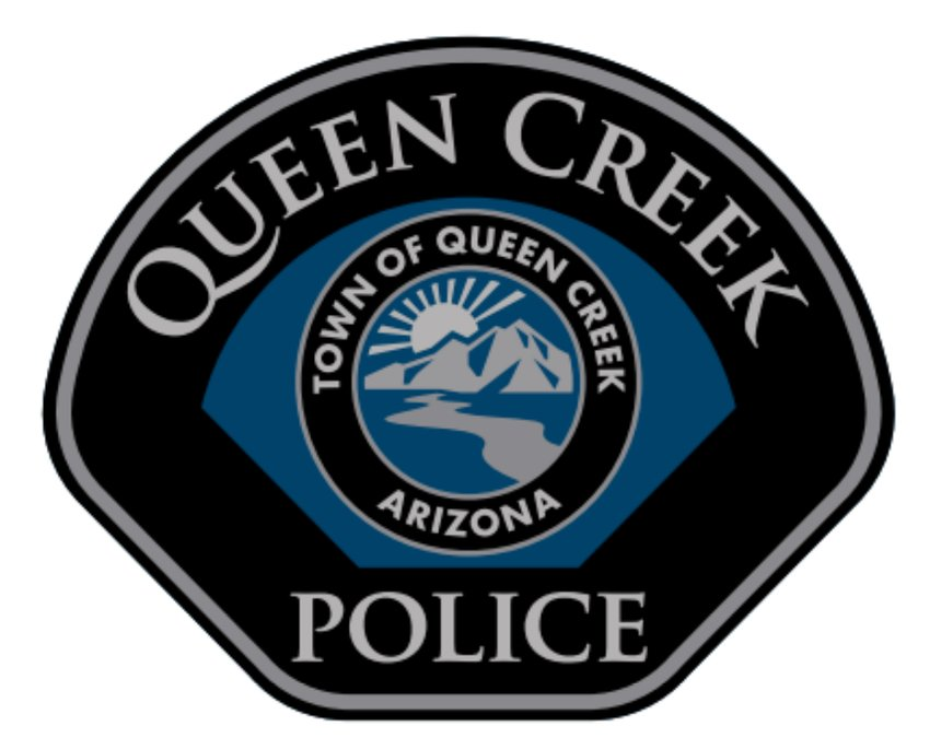 Queen Creek Town Council approved this design for the shoulder patch on Queen Creek police uniforms.
