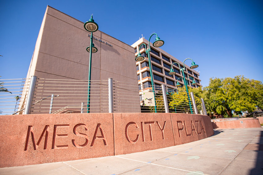 The General Plan directs the physical development and growth within the city of Mesa.