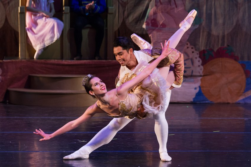 """Southwest Ballet Theatre will bring """"The Nutcracker"""" to life during two outdoor performances scheduled for Dec. 12 in Goodyear."""