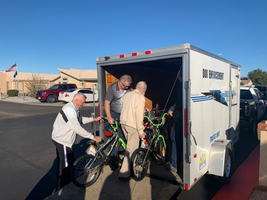Donations will be accepted at the Apache Junction Police Department, 1001 N. Idaho Road, up to Dec. 16.