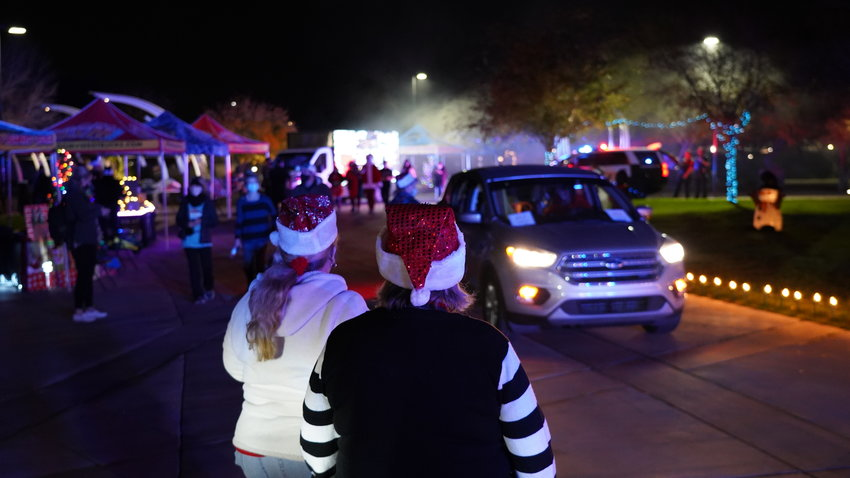 Peoria Police Officers Association's annual Shop With A Cop event occurred Dec. 11.